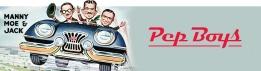 Pepboys Sponsor Logo